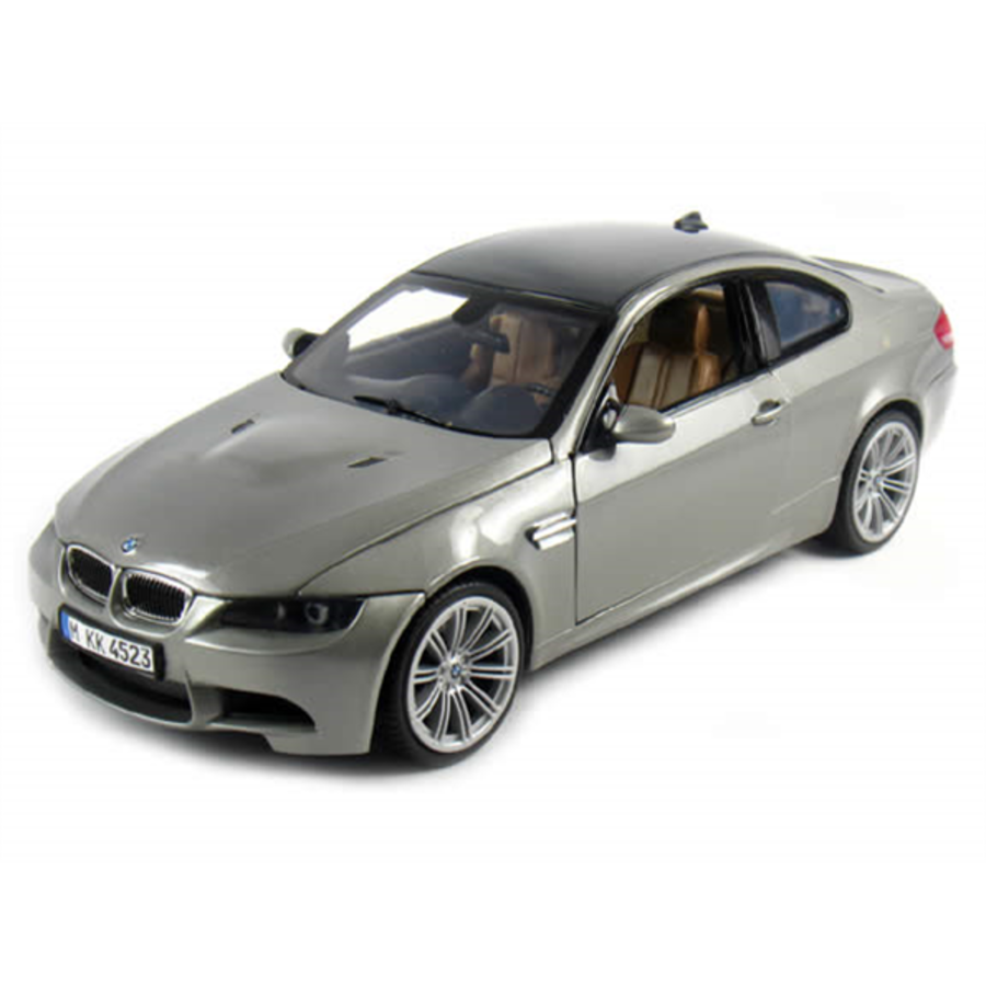1/24 BMW M3 Coupe Silver