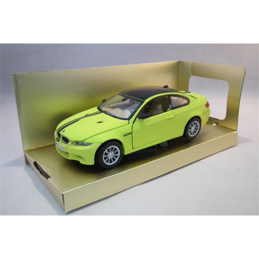 1/24 BMW M3 Coupe Satin Paint 2018