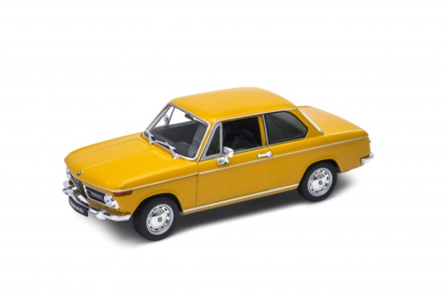 1/24 BMW 2002 Ti - Orange model car