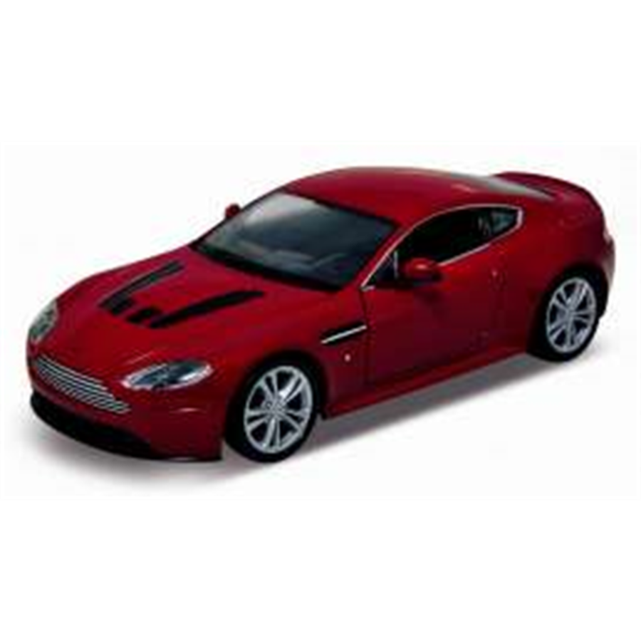 1/24 Aston Martin V12 Vantage - Red model car