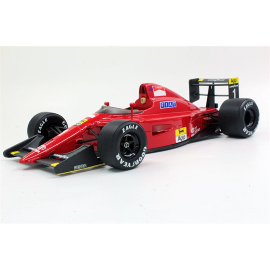 Ferrari 641/2 1990 Alain Prost 1/18 scale racing car