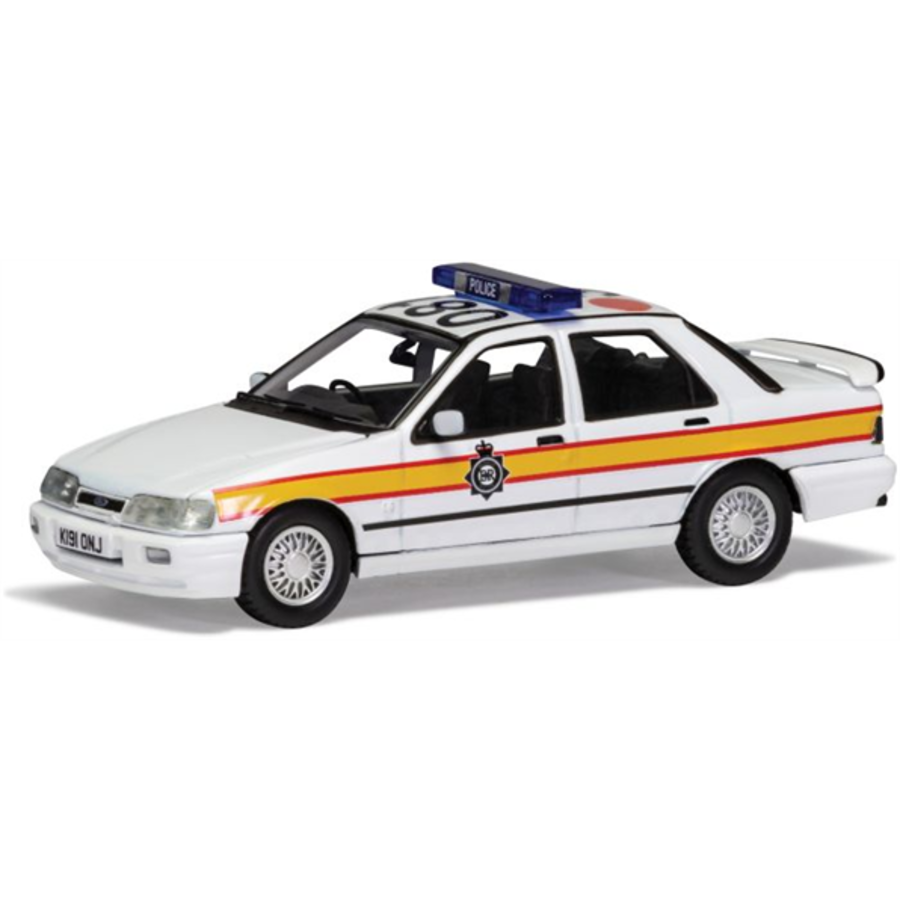 1/43 Ford Sierra Sapphire Cosworth RS Sussex Police model car