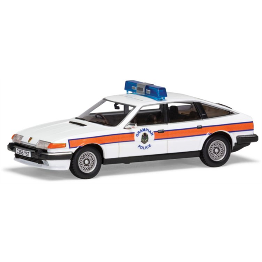 Rover SD1 V8 Vitesse Grampian Police 1/43 scale model car