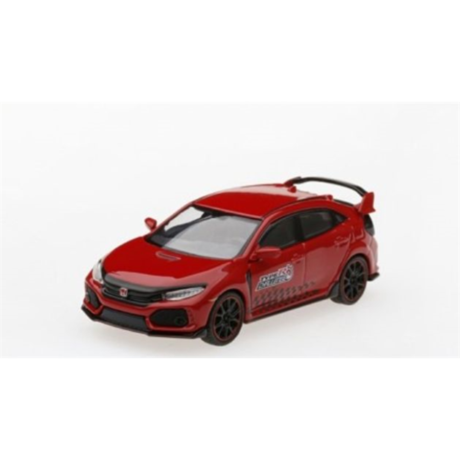 Honda Civic Type R (FK8) Time Attack 2018 (LHD) 1/64 scale model car