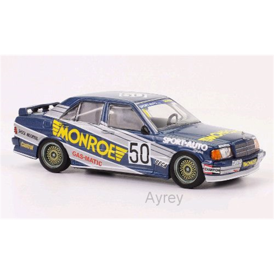 Mercedes 190E 2.3-16, No.50, ETCC, 1986 1/43 model car