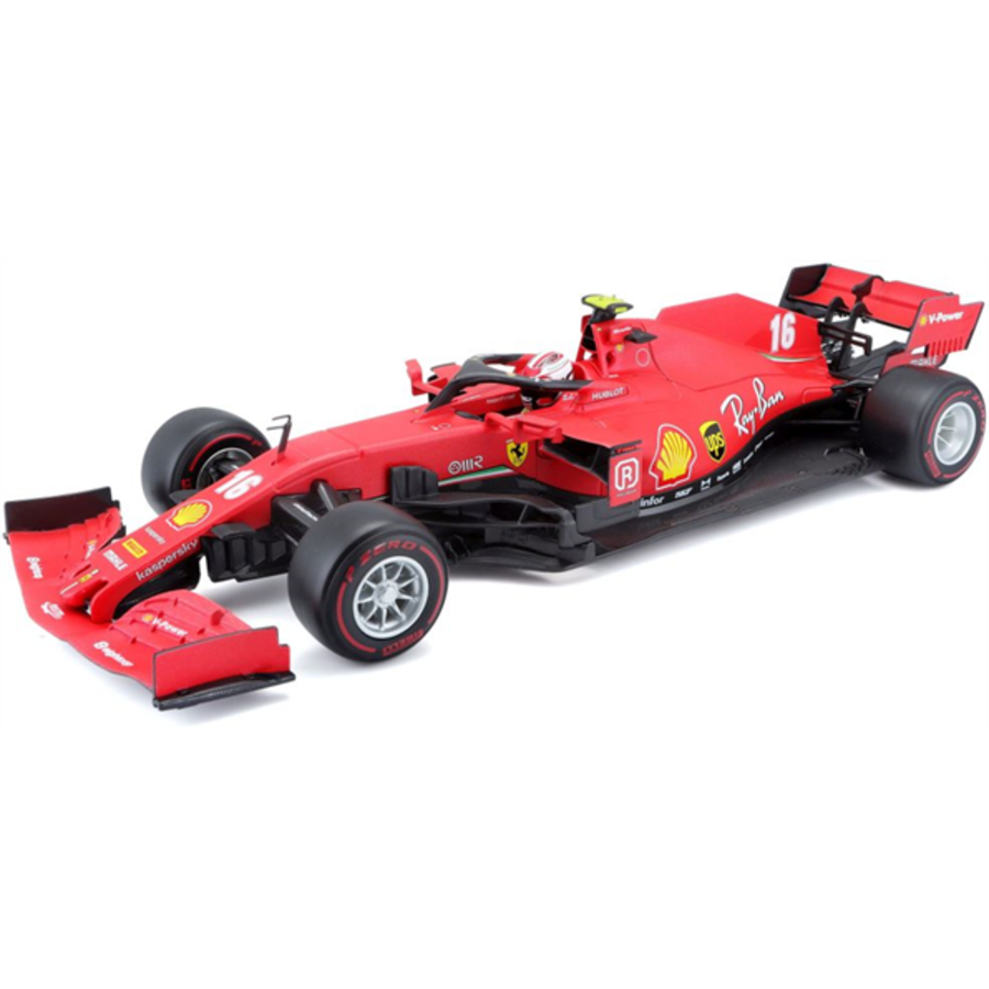 Ferrari Scuderia #16 Charles Leclerc 2020 SF1000 Soft Tyres (Red walls) 1/18 scale racing car