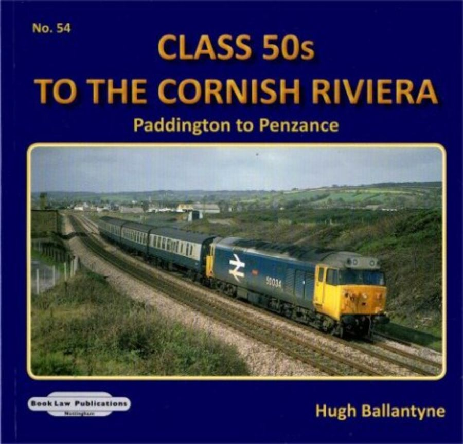 Class 50's to the Cornish Riviera