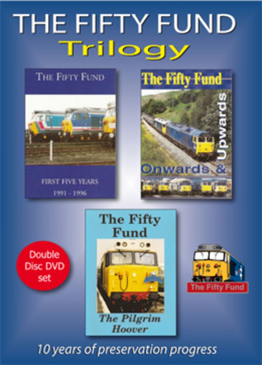 The Fifty Fund - Trilogy