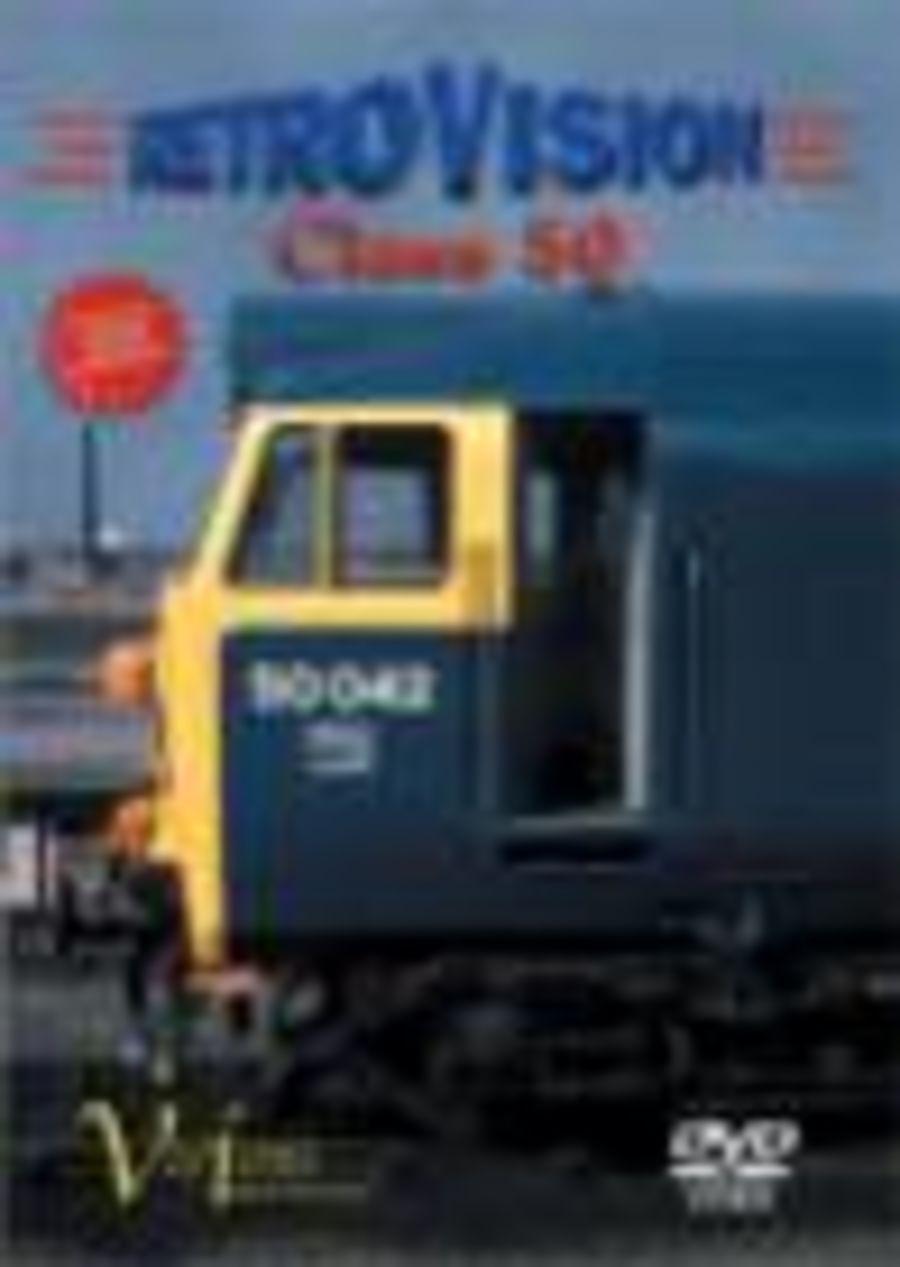 Retrovision - Class 50