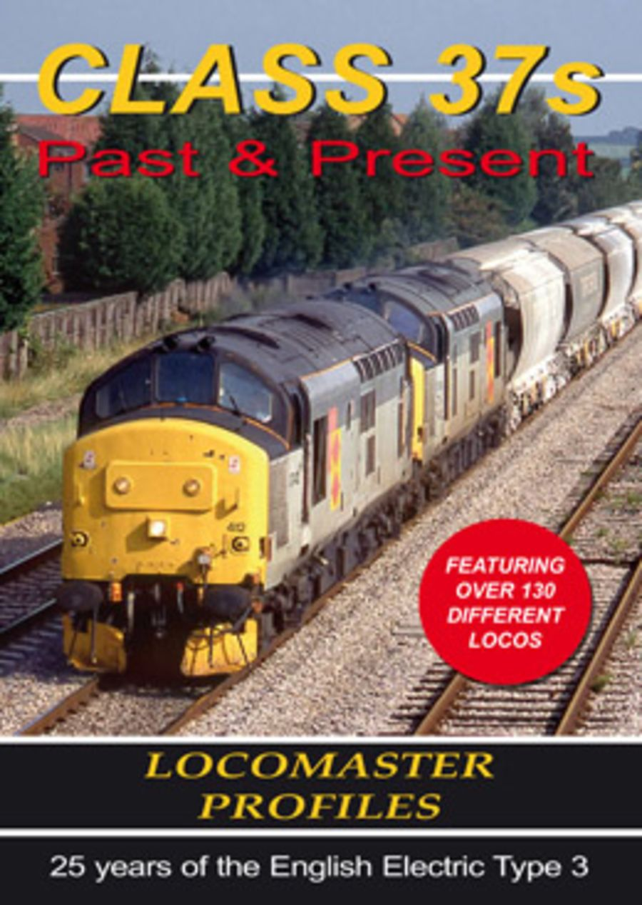 Class 37's - Past and Present