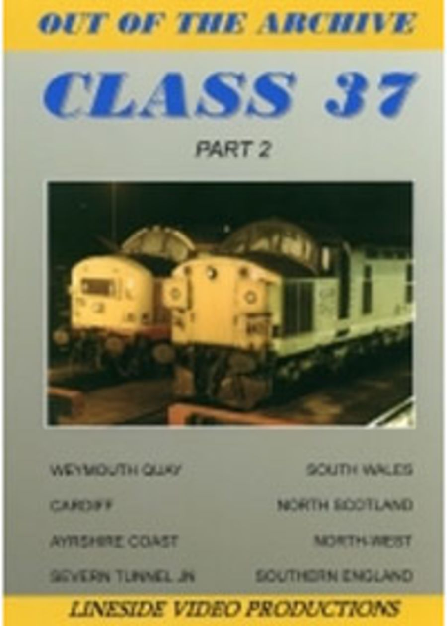 Out of the Archive - Class 37 (Part 2)