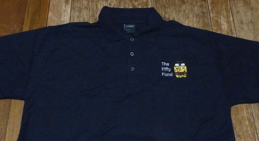 Fifty Fund Polo Shirts