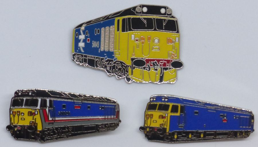 50049 Large Logo Badge