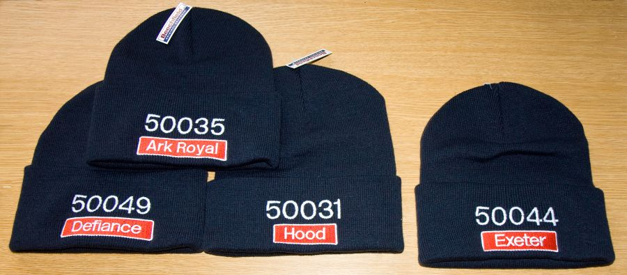 Name & Number Beanie Hat