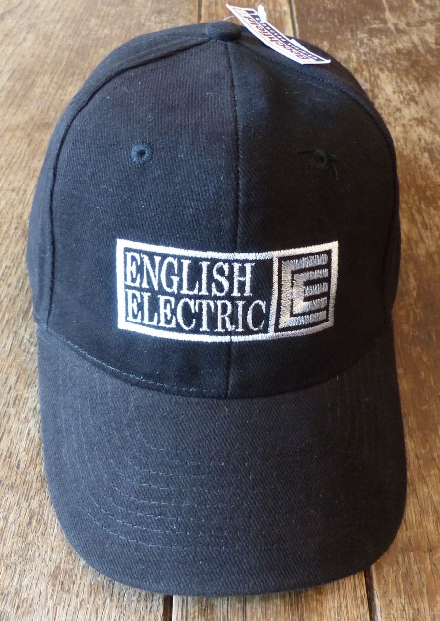 English Electric Baseball Cap