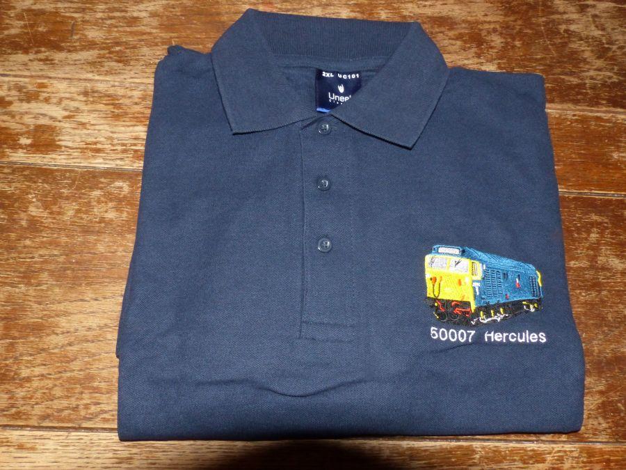 Class 50 Polo Shirts - Clearance