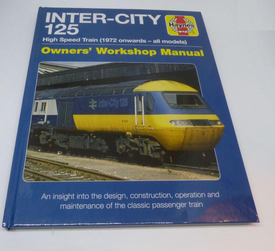 Inter-city 125 Owner's Workshop Manual - Haynes
