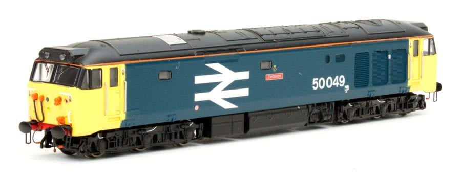 Limited Edition N Gauge 50049 Model - Exclusive to The Fifty Fund