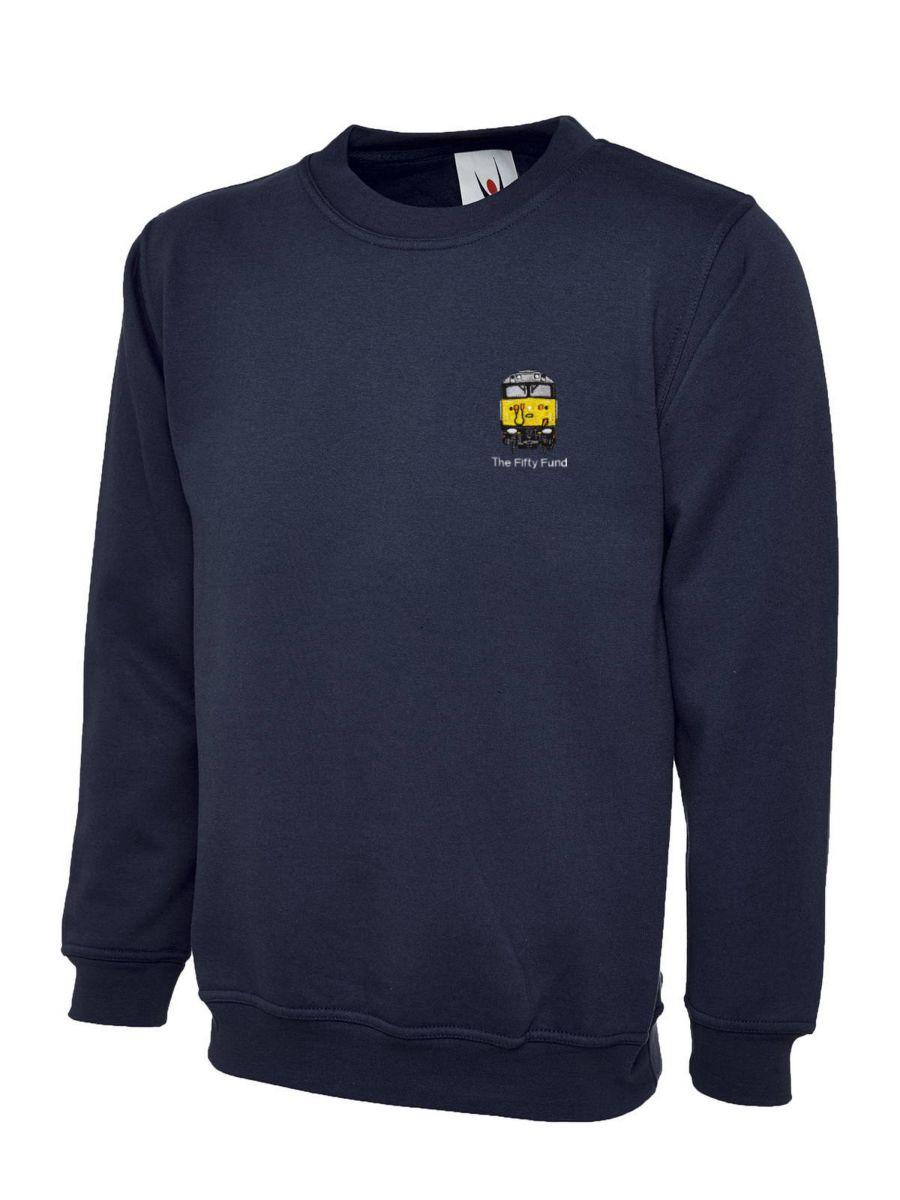 Fifty Fund Sweatshirt - NEW!