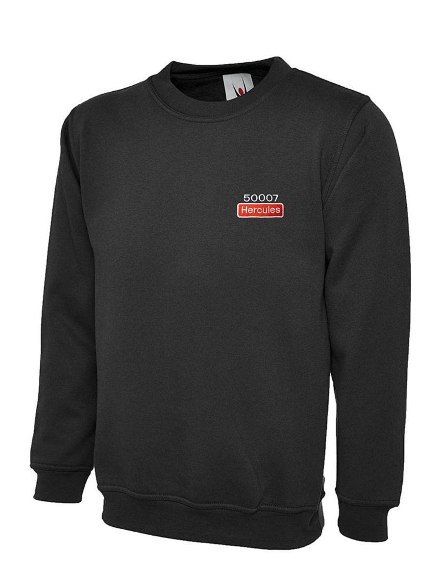 Class 50 Name & Number Sweatshirt