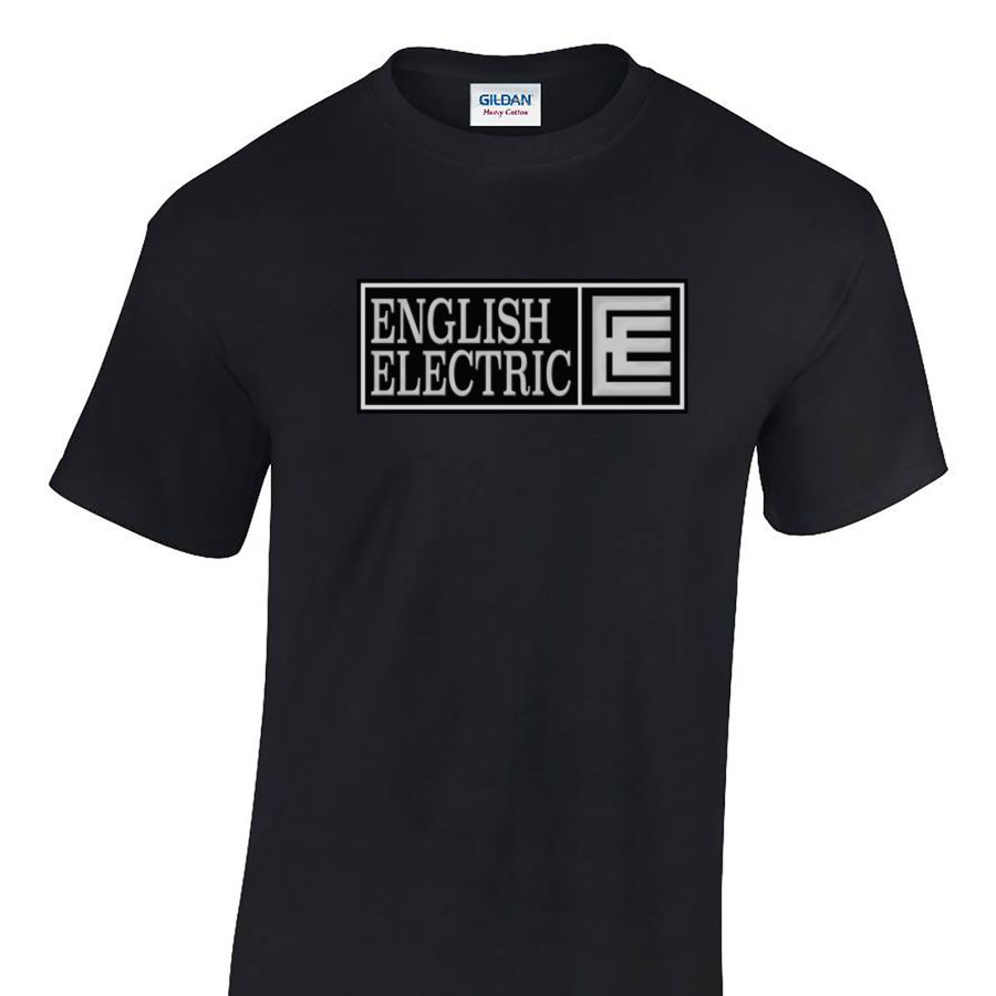 English Electric Logo T shirt