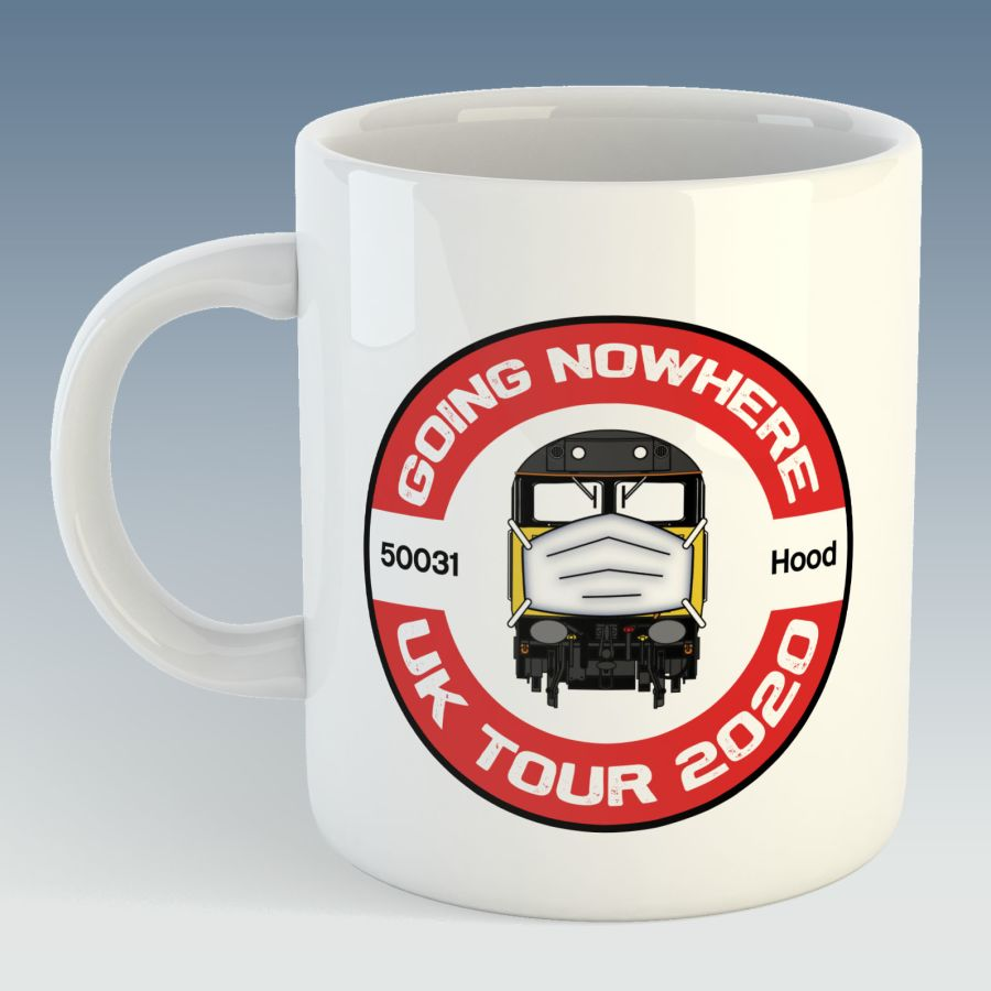 Going Nowhere UK Tour 2020 Mugs (6 different designs)