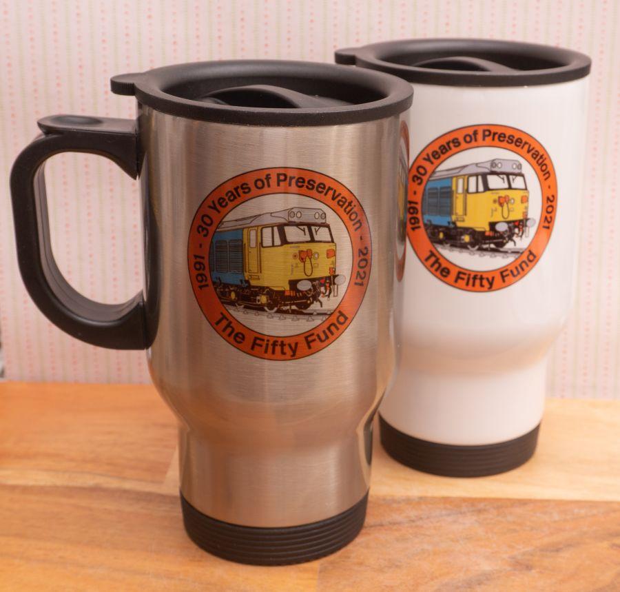 30 Years of Preservation - Travel Mug