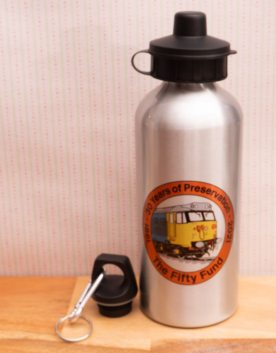 30 Years of Preservation - Water Bottle