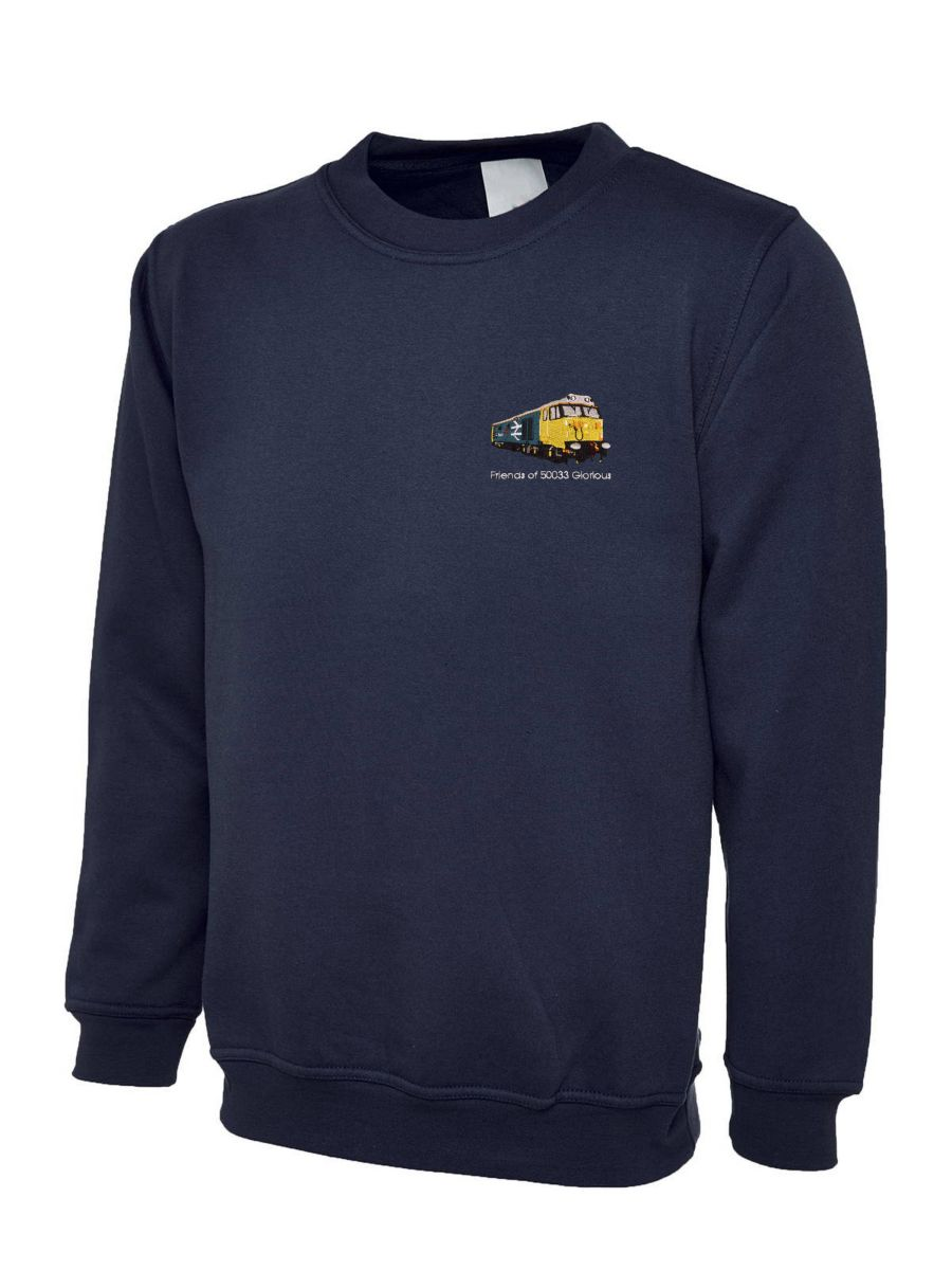 Friends of 50033 Sweatshirt