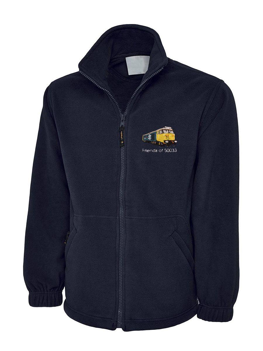 Friends of 50033 - Fleece Jacket