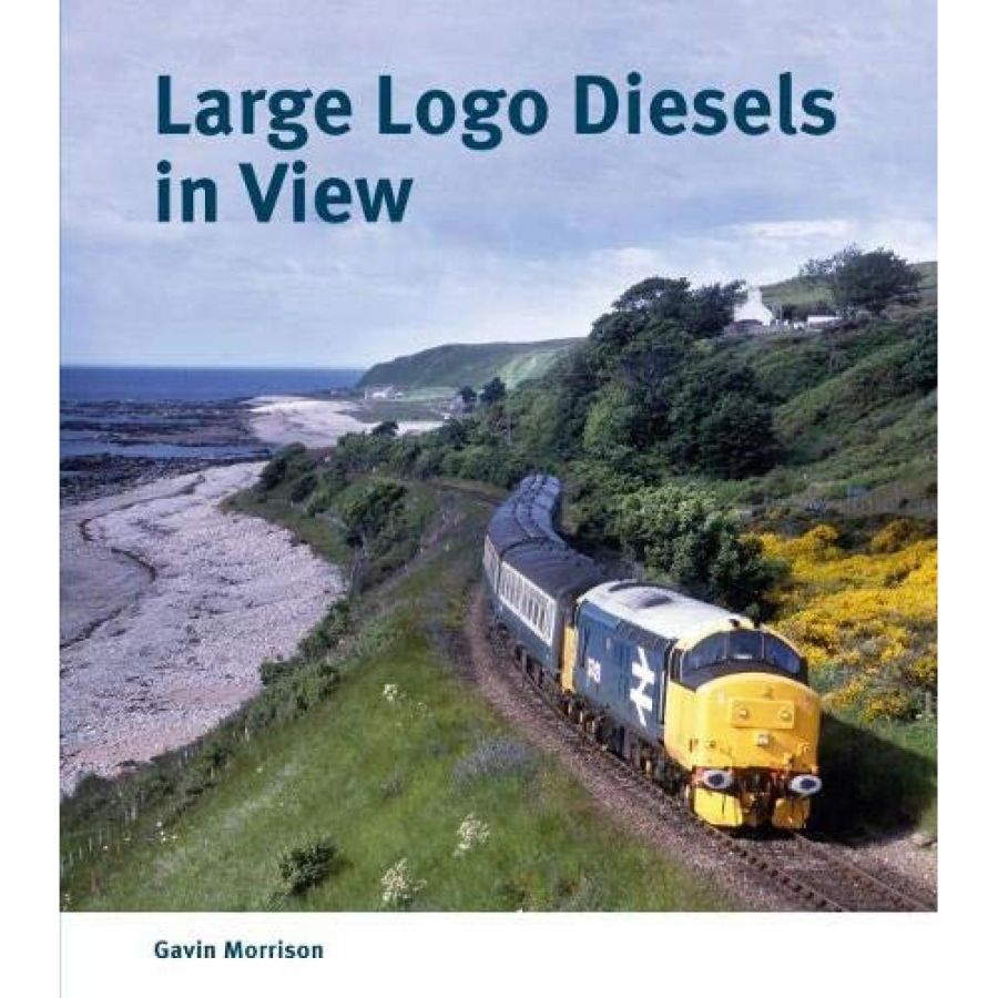 Large Logo Diesels in View