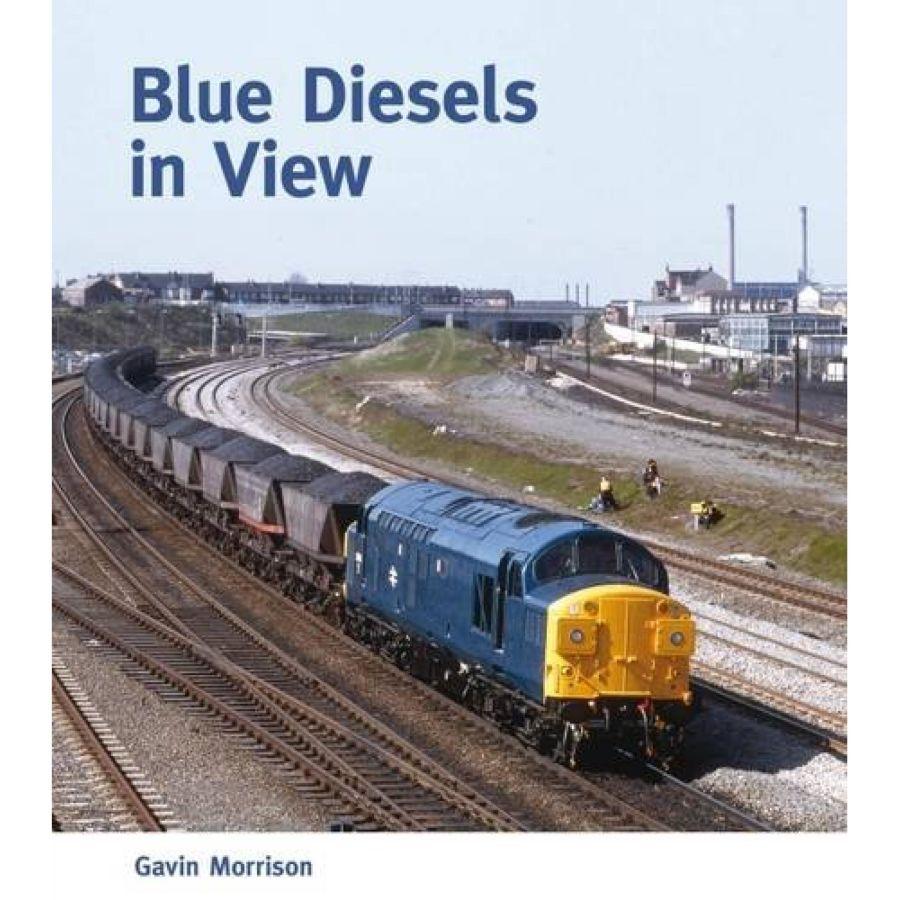 Blue Diesels in View
