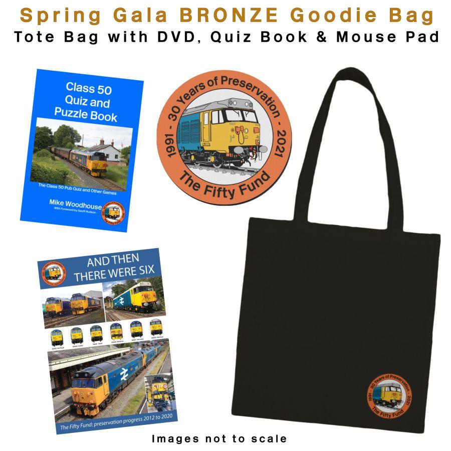 Diesel Bash Goodie Bag - BRONZE