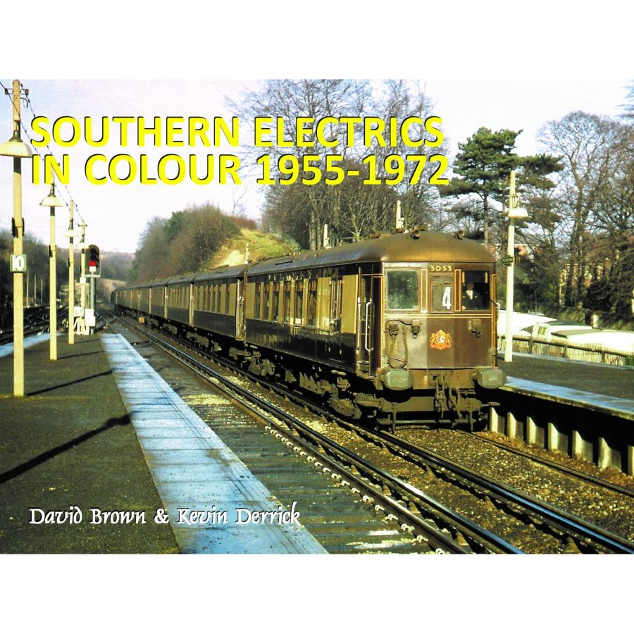 Southern Electrics in Colour 1955-1972 (Printer's Seconds)