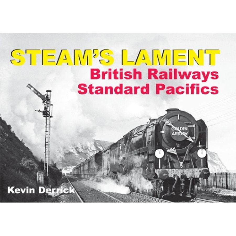 Steams Lament British Railways Standard Pacifics (Printer's Seconds)
