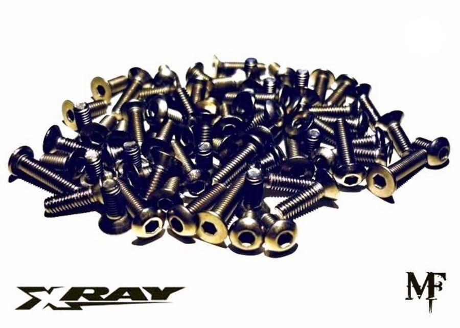 Xray T4F Frontie Racer!