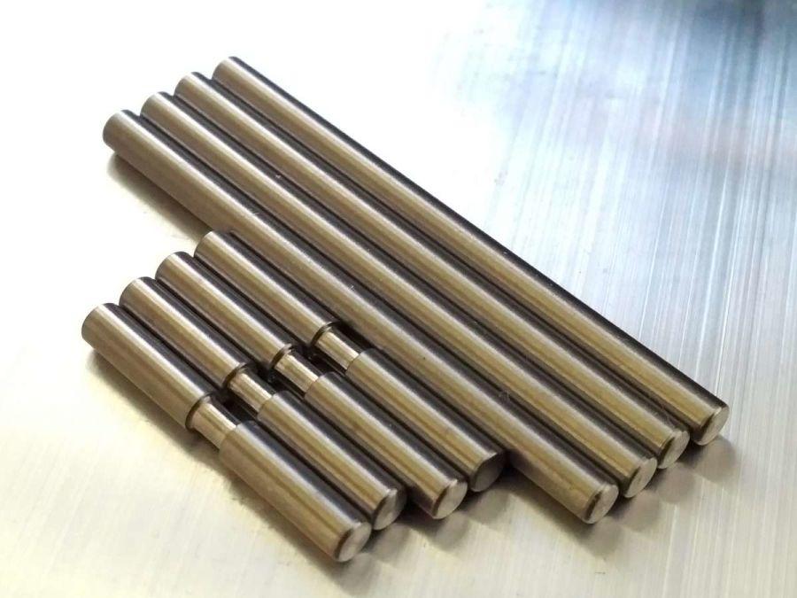 T64 Titanium Hinge Pins