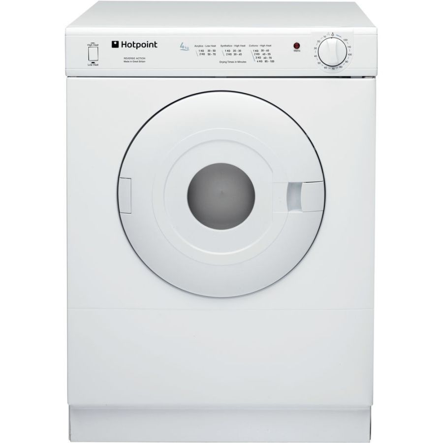Hotpoint V4D01P Vented dryer