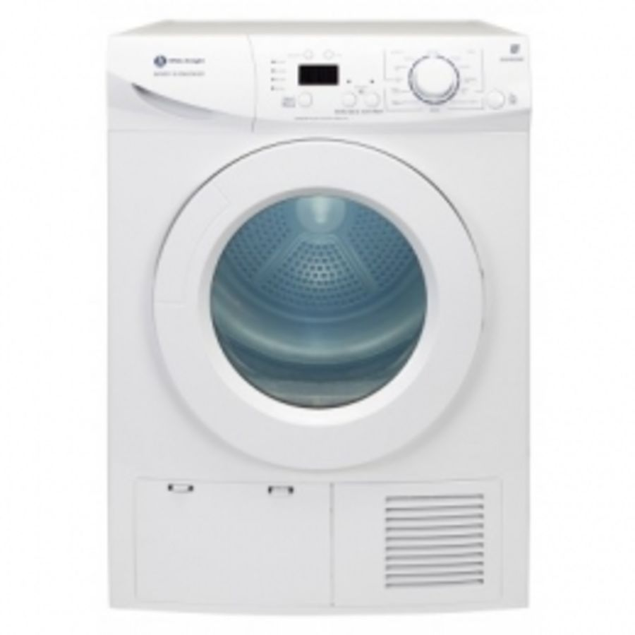 White Knight 8kg Condenser Dryer WKB96M8WR