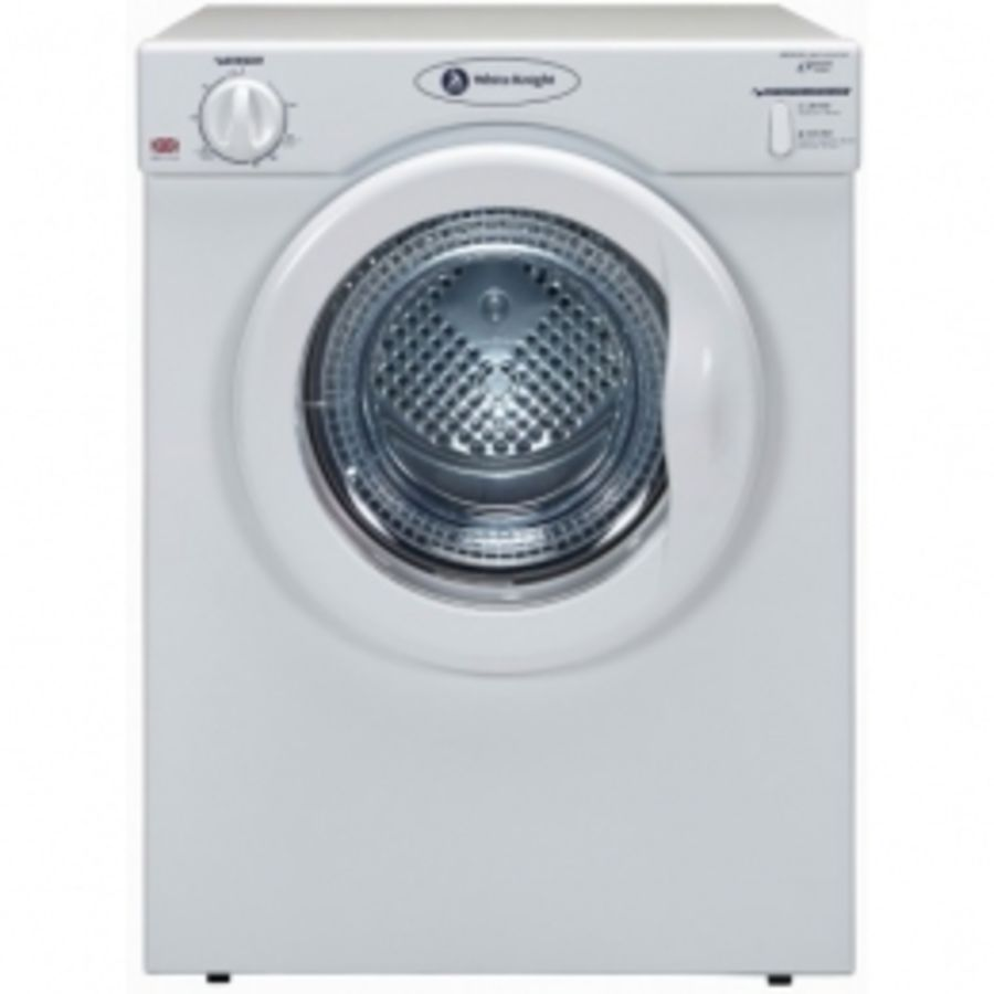 White Knight Compact 3.5kg Vented Dryer WK39AW