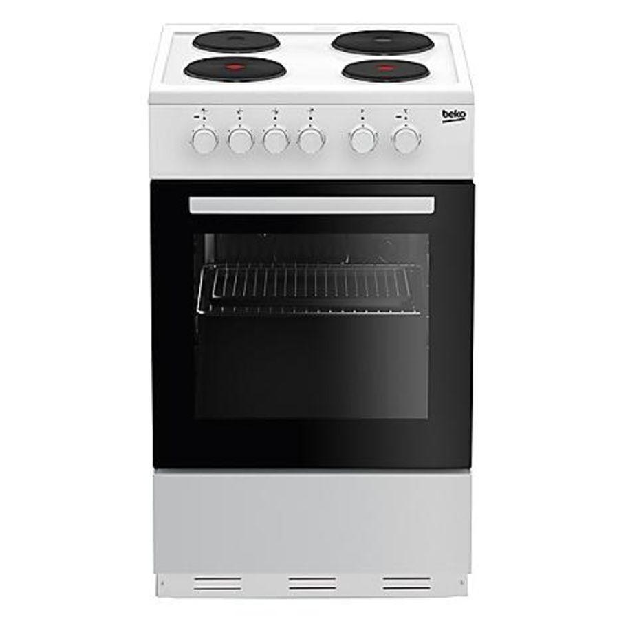 Beko Single Cavity Electric Cooker KS530W