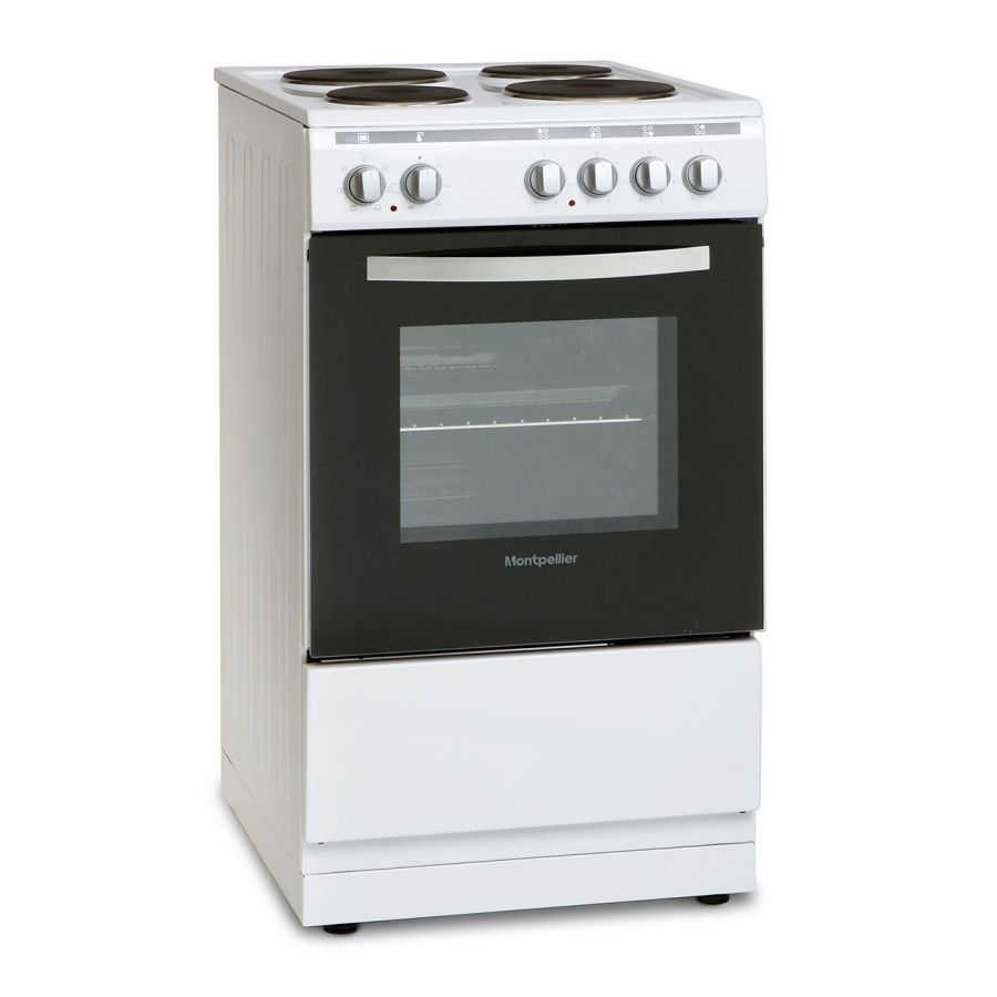 Montpellier Single Cavity Electric Cooker MSE50W