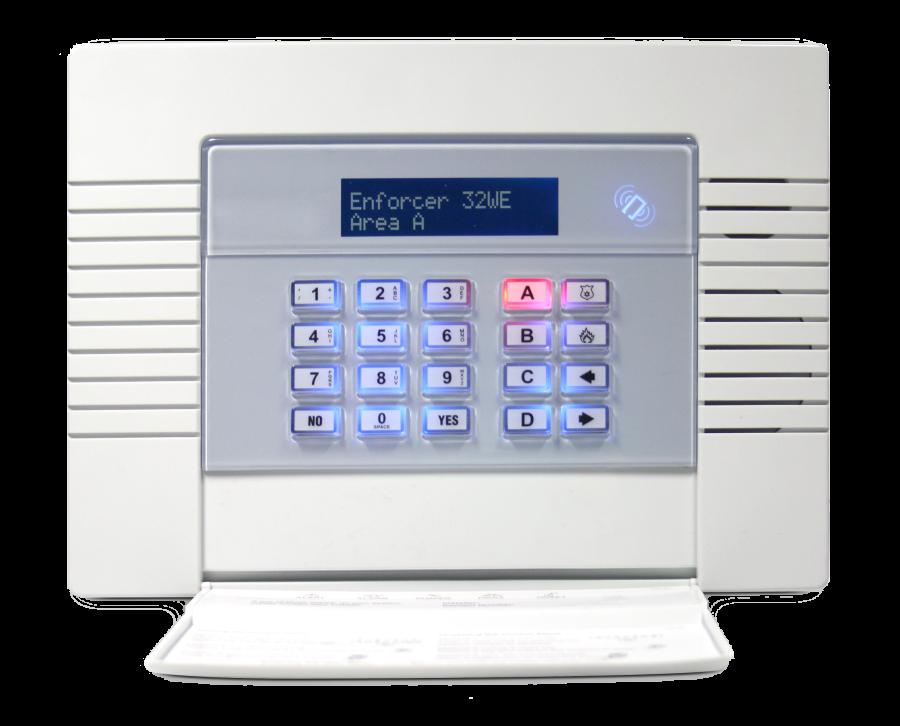 Burgular Alarm Test
