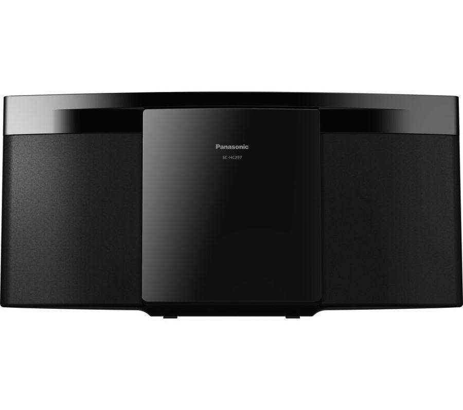 Panasonic Compact Hi-Fi SC-HC297EB-K