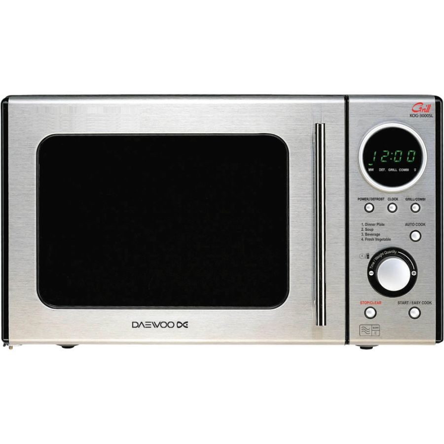 Daewoo Microwave Oven with Grill KOG-3000SL