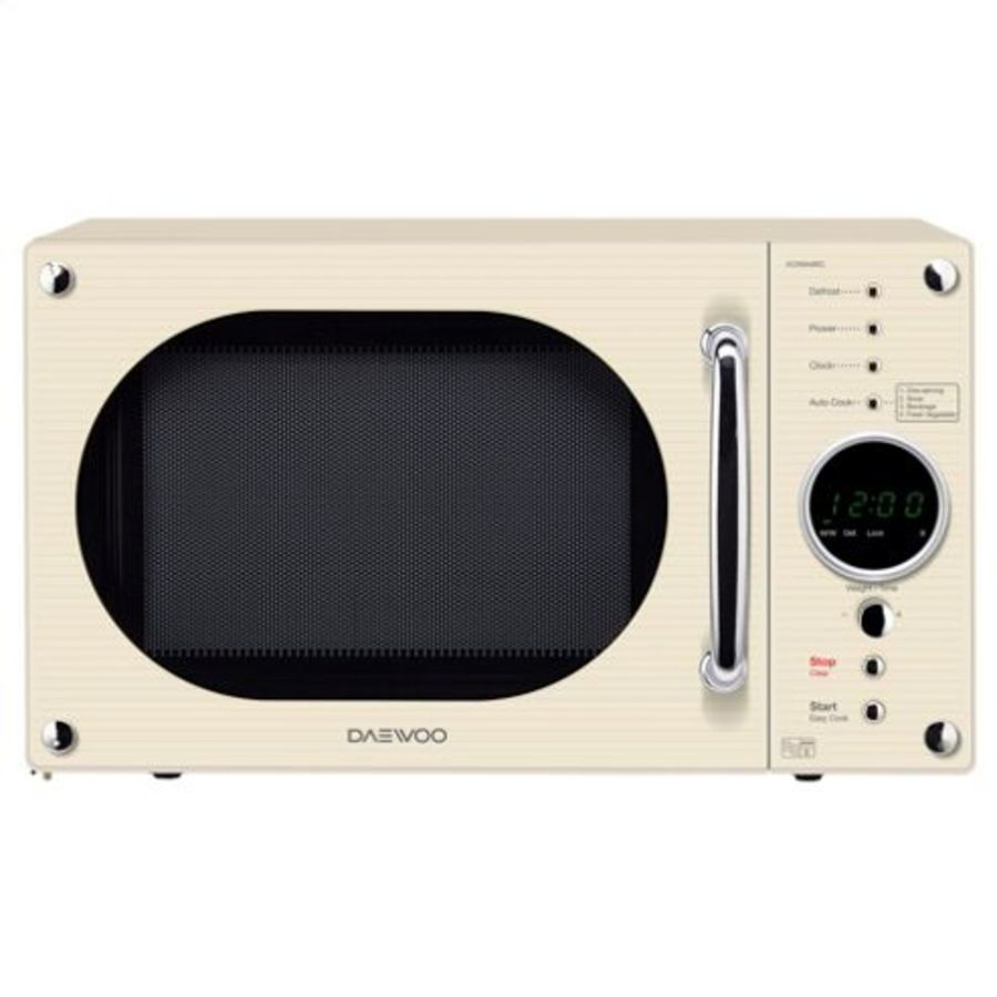 Daewoo Microwave Oven KOR8A9RC