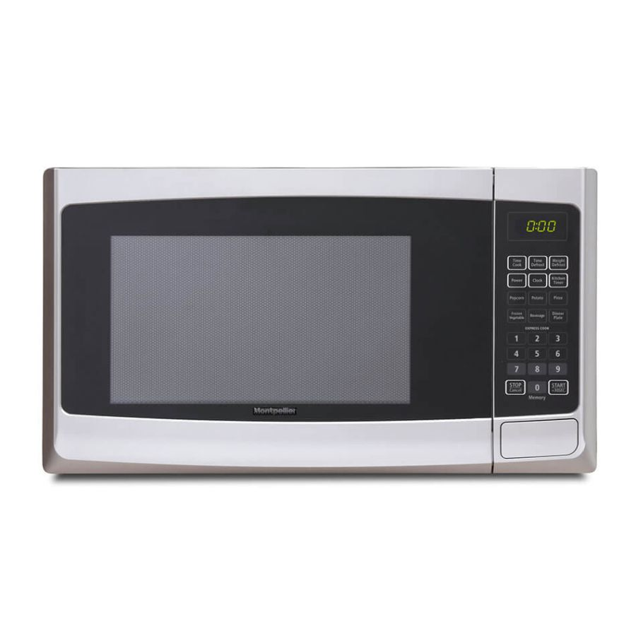 Montpellier 900 Watt, 25 Litre Microwave Oven MMW25STS