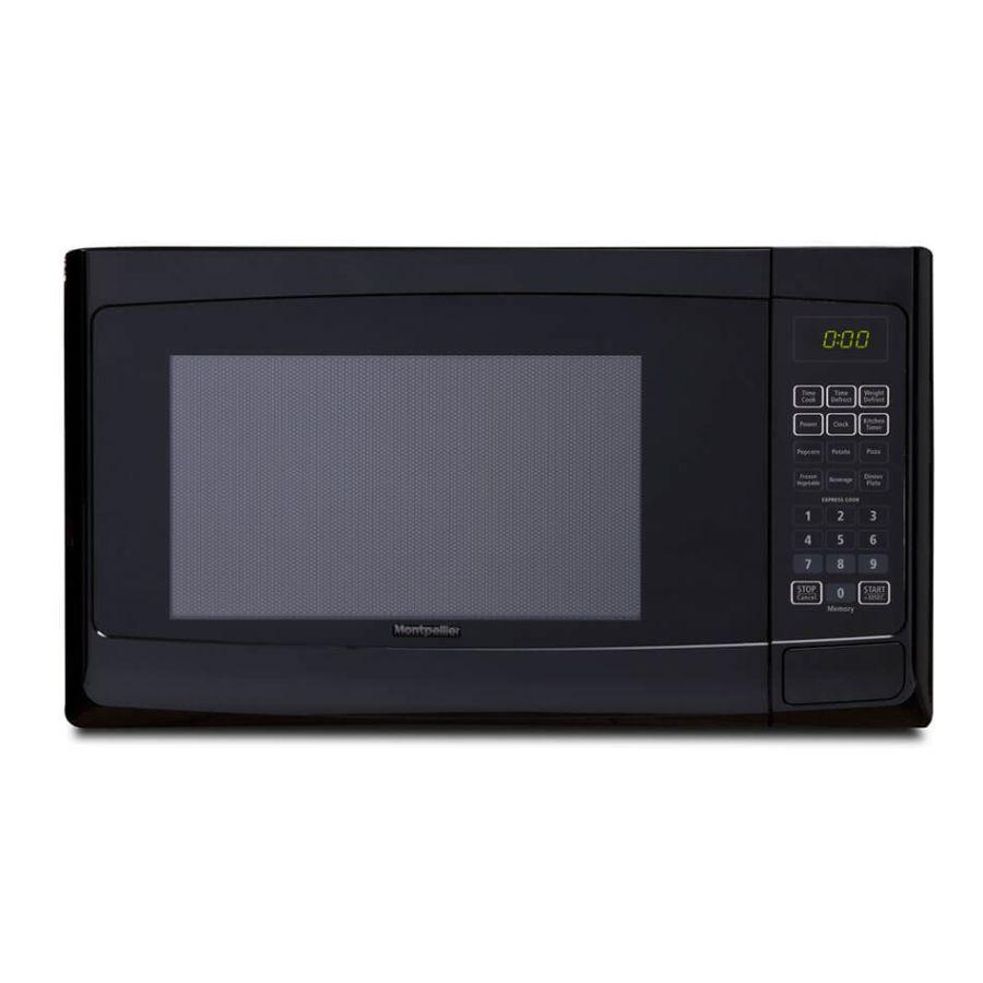 Montpellier 900 Watt, 25 Litre Digital Microwave Oven MMW25STK
