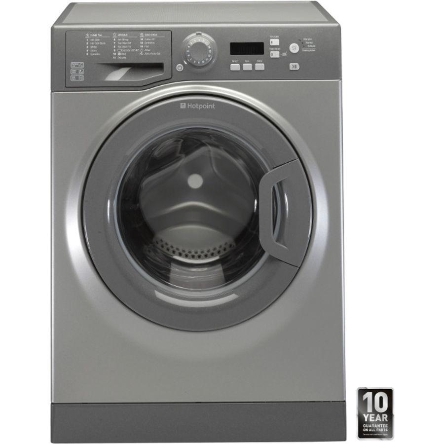 Hotpoint Graphite Washing Machine WMBF742G