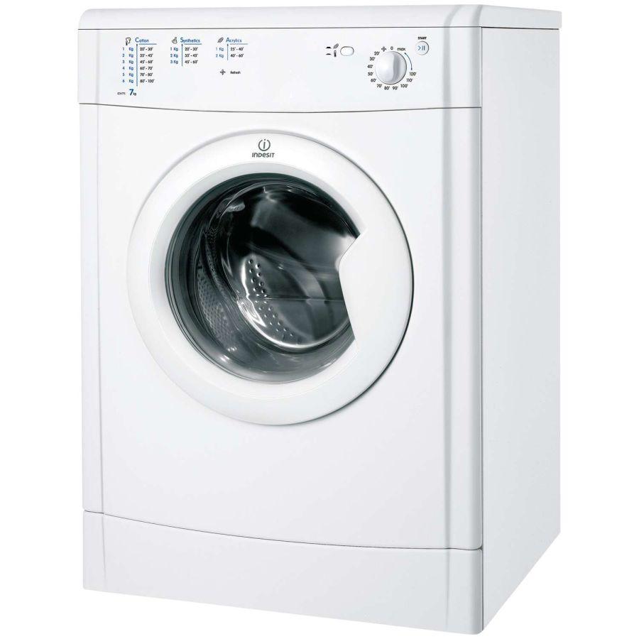 Indesit 7kg Vented Dryer IDV75